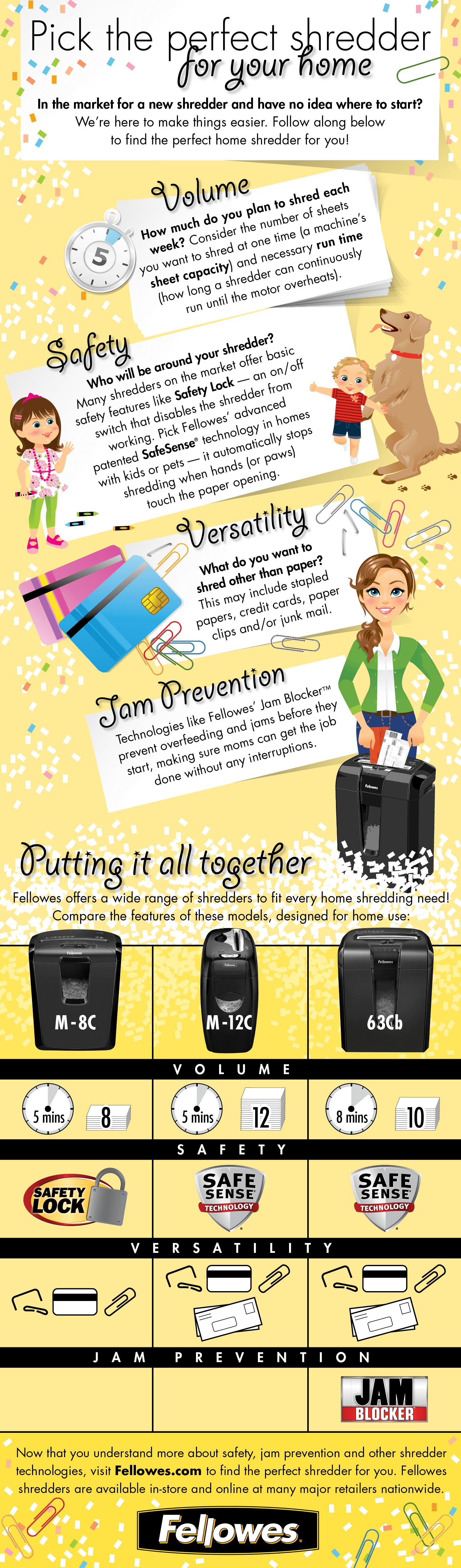 dtd fellowes home infographic image